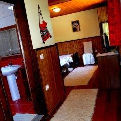 Отель Castle Park Албания, Берат - отзывы, цены и фото номеров - забронировать отель Castle Park онлайн интерьер отеля фото 3