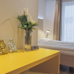 Отель Room 5 Apartments Австрия, Зальцбург - отзывы, цены и фото номеров - забронировать отель Room 5 Apartments онлайн удобства в номере фото 2