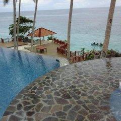Отель East Coast White Sand Resort Филиппины, Анда - отзывы, цены и фото номеров - забронировать отель East Coast White Sand Resort онлайн бассейн фото 3