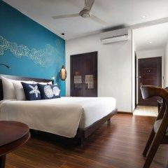 Отель The Blue Alcove Хойан комната для гостей фото 5