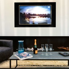 Отель Charles Home - Grand Place Aparthotel гостиничный бар