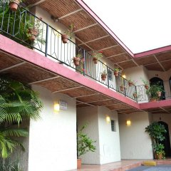 Hotel Villa Del Sol парковка