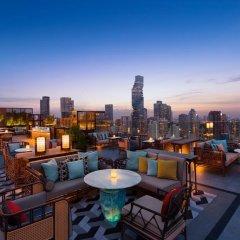 Отель Marriott Bangkok The Surawongse Бангкок гостиничный бар