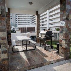 Отель Tumon Bel-Air Serviced Residence США, Тамунинг - отзывы, цены и фото номеров - забронировать отель Tumon Bel-Air Serviced Residence онлайн балкон