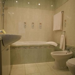 Отель Violeta Литва, Друскининкай - отзывы, цены и фото номеров - забронировать отель Violeta онлайн ванная фото 2