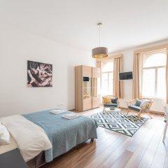 Отель Oasis Apartments Corvin I Венгрия, Будапешт - отзывы, цены и фото номеров - забронировать отель Oasis Apartments Corvin I онлайн комната для гостей фото 2