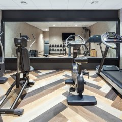 Hotel Aquarion фитнесс-зал фото 2