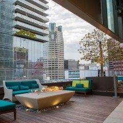 Отель Indigo Los Angeles Downtown, an IHG Hotel США, Лос-Анджелес - отзывы, цены и фото номеров - забронировать отель Indigo Los Angeles Downtown, an IHG Hotel онлайн балкон