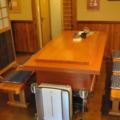 Отель Hot Spring Inn Banya Хидзи удобства в номере