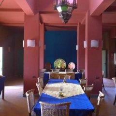 Отель Dar El Janoub Марокко, Мерзуга - отзывы, цены и фото номеров - забронировать отель Dar El Janoub онлайн питание фото 2