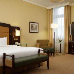 Гостиница Hilton Москва Ленинградская 5* Полулюкс с различными типами кроватей фото 20