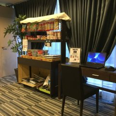 Отель Capsule and Sauna Century Япония, Токио - отзывы, цены и фото номеров - забронировать отель Capsule and Sauna Century онлайн интерьер отеля