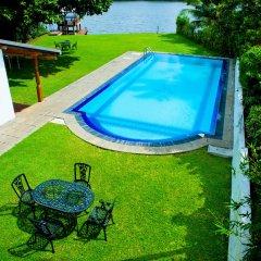 Отель Okvin River Villa бассейн фото 2