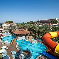 Отель Crystal Aura Beach Resort Кемер фото 6