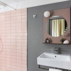 Hotel les Cigales ванная фото 2