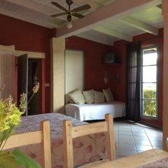 Отель Villa Schindler Манерба-дель-Гарда комната для гостей фото 4