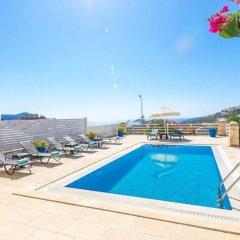 Villa Kiziltas 2 Турция, Калкан - отзывы, цены и фото номеров - забронировать отель Villa Kiziltas 2 онлайн бассейн фото 3