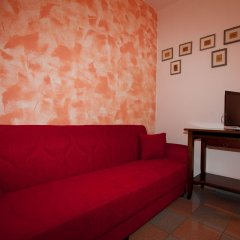 Отель La Casa Rossa Country House Пьяцца-Армерина комната для гостей фото 3