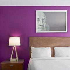Отель Americana Hotel США, Арлингтон - отзывы, цены и фото номеров - забронировать отель Americana Hotel онлайн комната для гостей фото 4