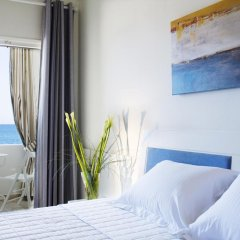 Anemos Beach Lounge Hotel комната для гостей фото 3
