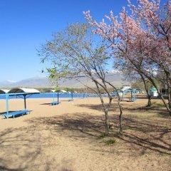 Отель Голубой Иссык-Куль пляж