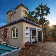 Отель Marriott's Marbella Beach Resort балкон