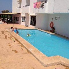 Отель Apartamentos Ibiza бассейн