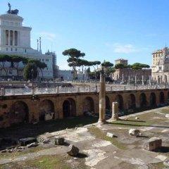 Отель Il Grillo Ai Fori Romani Рим приотельная территория