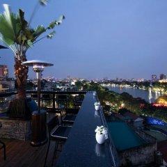 Отель Hanoi La Siesta Central Hotel & Spa Вьетнам, Ханой - отзывы, цены и фото номеров - забронировать отель Hanoi La Siesta Central Hotel & Spa онлайн бассейн