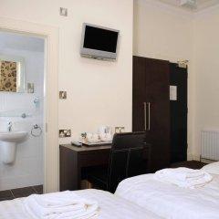 Отель The West End Hotel Великобритания, Эдинбург - отзывы, цены и фото номеров - забронировать отель The West End Hotel онлайн комната для гостей фото 4
