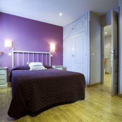 Отель Apartamentos Palacio Real Испания, Мадрид - отзывы, цены и фото номеров - забронировать отель Apartamentos Palacio Real онлайн комната для гостей фото 4