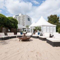 Отель Dorint Main Taunus Zentrum Frankfurt/Sulzbach пляж