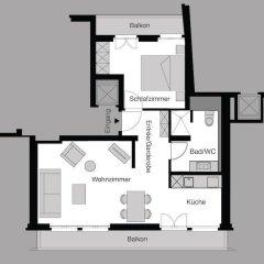 Отель City Stay Seefeld House удобства в номере