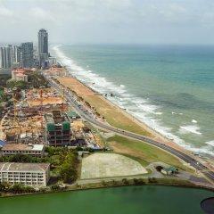 Отель Yoho Deane Residence Шри-Ланка, Коломбо - отзывы, цены и фото номеров - забронировать отель Yoho Deane Residence онлайн пляж