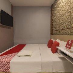Отель OYO Rooms Bukit Bintang Extension Малайзия, Куала-Лумпур - отзывы, цены и фото номеров - забронировать отель OYO Rooms Bukit Bintang Extension онлайн комната для гостей фото 3