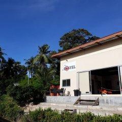 Отель Star Hostel - Adults Only Таиланд, Остров Тау - отзывы, цены и фото номеров - забронировать отель Star Hostel - Adults Only онлайн балкон