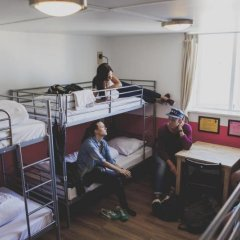 Отель Copenhagen Downtown Hostel Дания, Копенгаген - 1 отзыв об отеле, цены и фото номеров - забронировать отель Copenhagen Downtown Hostel онлайн интерьер отеля фото 3