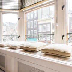 Отель Jordaan Harlem Apartments Нидерланды, Амстердам - отзывы, цены и фото номеров - забронировать отель Jordaan Harlem Apartments онлайн ванная фото 2