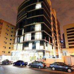 Landmark Premier Hotel Дубай парковка
