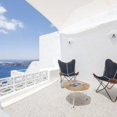 Отель Seascape Villa by Caldera Houses Греция, Остров Санторини - отзывы, цены и фото номеров - забронировать отель Seascape Villa by Caldera Houses онлайн балкон