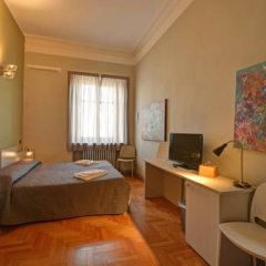 Отель Maison B Стандартный номер с двуспальной кроватью (общая ванная комната) фото 36