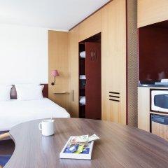 Отель Novotel Suites Nice Airport комната для гостей фото 5