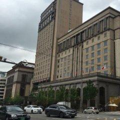 Отель Imperial Palace Seoul парковка