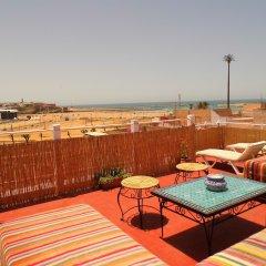Отель Riad A La Belle Etoile пляж