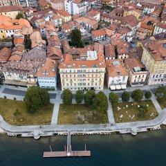 Отель Europalace Hotel Италия, Вербания - отзывы, цены и фото номеров - забронировать отель Europalace Hotel онлайн пляж