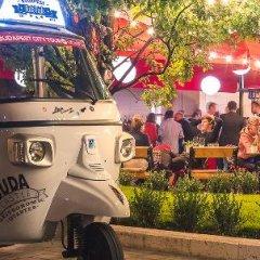 Pest-Buda Hotel - Design & Boutique городской автобус