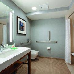 Отель Hyatt Place Chicago-South/University Medical Center ванная