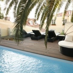 Отель Palacio Ramalhete бассейн фото 3