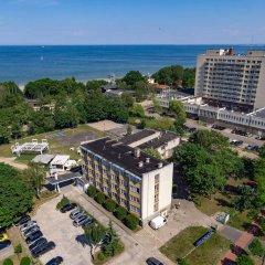 Отель Dom Wypoczynkowy Sopocki Zdrój пляж