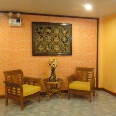 Отель Thepparat Lodge Krabi интерьер отеля